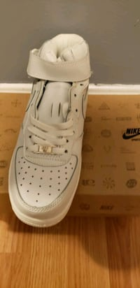 Nike air force ones size 7.5 New