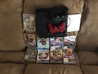 PS3 two control. 10 games plus Kinect 360 Xbox  Arlington, 22206