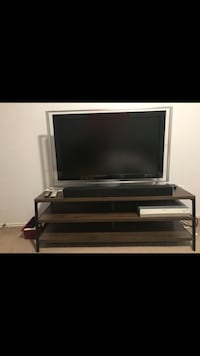 Total package TV Sound bar and tv stand  San Antonio, 78232