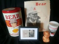 Bear Bryant, Roll Tide collection $200 OBO Florence, 35630