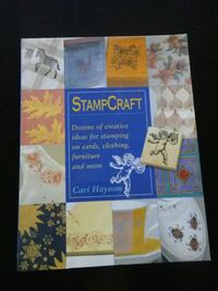 card stancraft rubber-stamping book Oxnard, 93035
