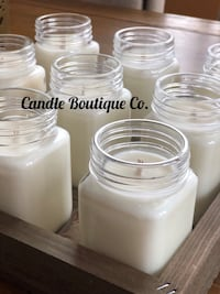 100% soy wax all natural Candles Fraser, 48026