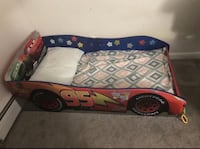 Car bed for baby boy Quincy, 02169
