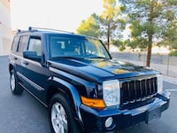 Jeep - Commander - 2006 North Las Vegas