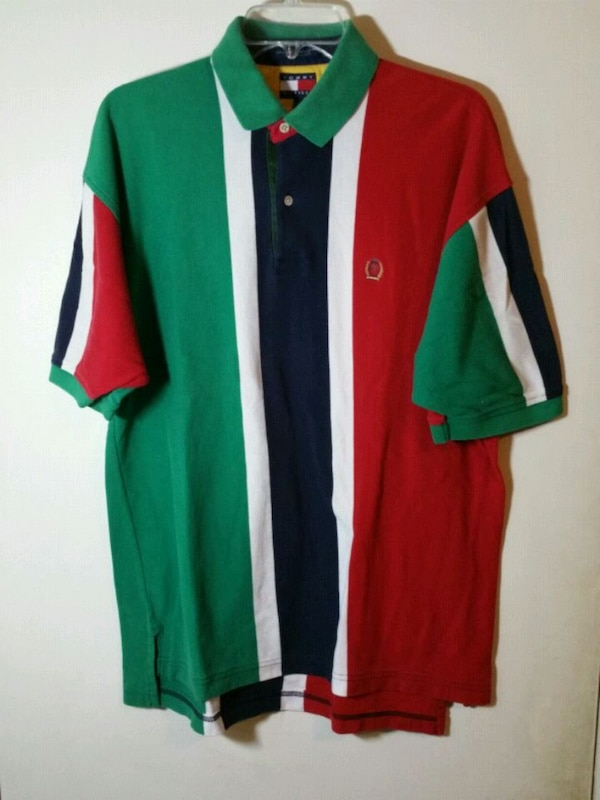 a5ead4dab Used Early 2000s Tommy Hilfiger Polo for sale in Miami - letgo