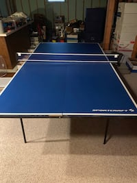 blue and black ping pong table Barnhart, 63012