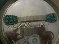 Native American turquoise men's watch band Bakersfield, 93309