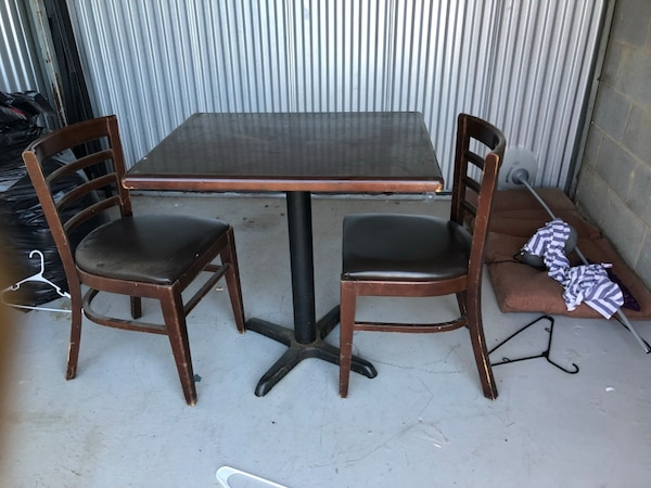 Table & 2 chairs 7678a879-48ed-412e-b209-f7bfb345d8c4