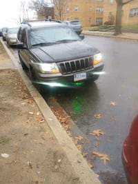 2000 Jeep Grand Cherokee LIMITED 4WD Washington