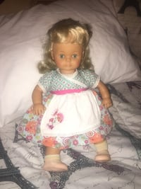 """Doll made in west Germany 16"""" tall Jessup, 20794"""