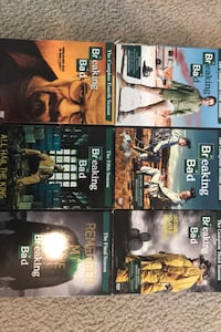 Complete seasons of Breaking Bad,Price is firm. Ankeny, 50023