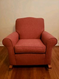 Quality Sealy brand plush and comfy rocker chair