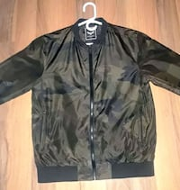 BOMBER JACKETS ALL SIZE WOMANS LARGE
