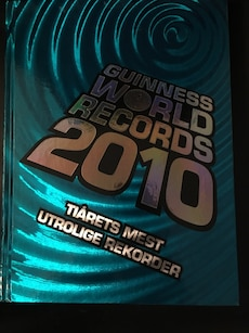 Guiness World Record 2009 bok