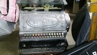 Antique Cash Register by National Temple Hills, 20748