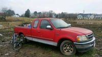 red Ford F-150 extra cab Bealeton, 22712