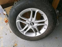 4 pirelli winters. Like new. On nice rims. Toronto, M1C 1M3