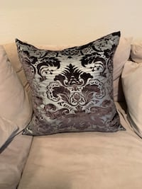 Z Gallerie Couch throw pillow