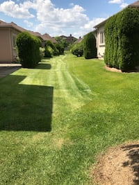 Lawn mowing Caledon East
