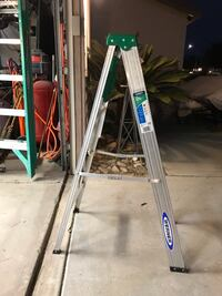 4 foot aluminum ladder  Fontana, 92336