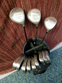 RH GINTY ALTIMA FULL SET PLUS 2 WOODS! Hampton