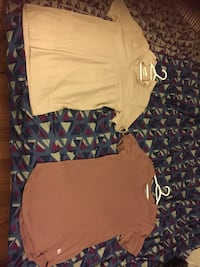 Medium sizes, great condition, $5 each, $30 take all