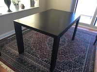 Expandable Dining Table- Brown Toronto, M5V 1S1