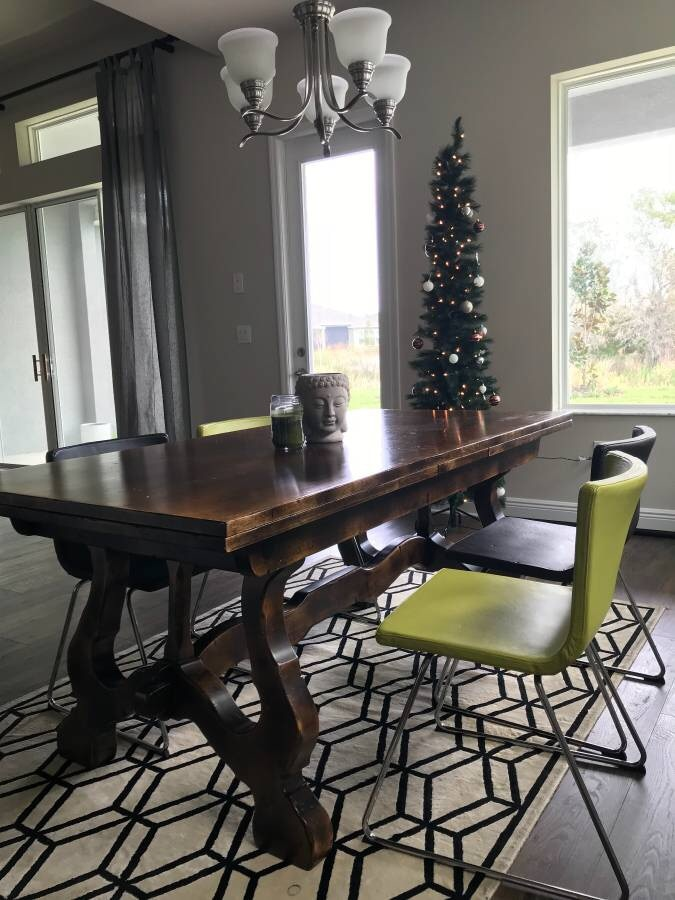 used bloomingdale s dining table made in italy by designer guido rh us letgo com