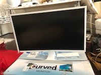 Samsung Curved 27 inch monitor Centreville