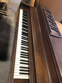 Upright piano for a good home