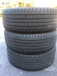3 tires 245/65r17 life % 75 $60 for all Leesburg