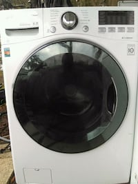 2013 LG Front load washer Silver Springs, 34488