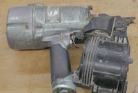 """Hitachi Model NV83A2 Coil Framing Nailer Gun 3-1/4"""" USED. TESTED . IN A GOOD WORKING ORDER.  Baltimore, 21205"""
