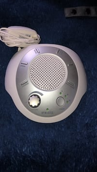 Homedics White Noise Machine Columbia, 21046