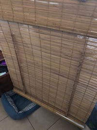 Bamboo window covers  Tucson, 85735