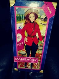 BN- Canadian Collectors Barbie Toronto, M5R 3S3