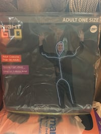 Adult Halloween Costume - Night Glo Harpers Ferry, 25425