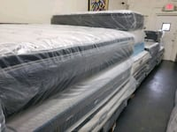 NEW KING PILLOW TOP WITH BOX SPRING ●Liquidation  Cooper City, 33328