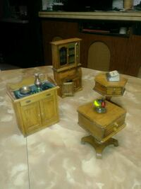George Good Collectables 4 pc $100. Hamtramck, 48212