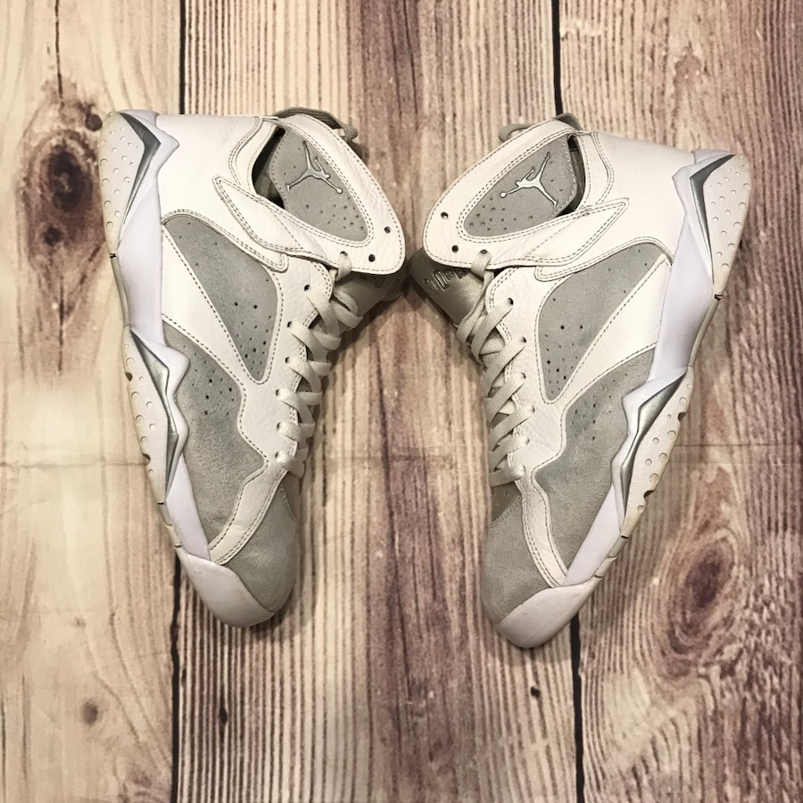 Photo Jordan retro 7 pure money size 10