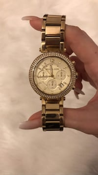 Michael Kors Damen Uhr Gold