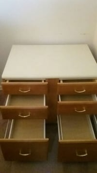 Office 6 Drawer Unit Frederick, 21701