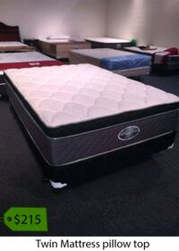 brown and white ottoman bed Tustin, 92780