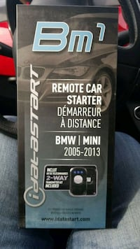 BMW/MINI Remote starter Laval