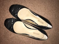 Black Kenneth Cole flats Campbell, 44405