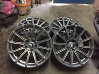 18 INC BMW JANT ORJINAL ITALY 5x120 8.5 OFSET İstanbul