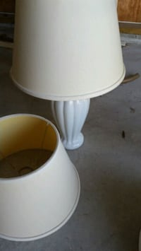 Night white lamp wirh additional cover Chicago, 60707