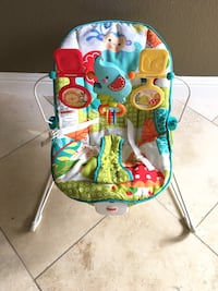 Baby's multicolored fisher price bouncer Henderson, 89052