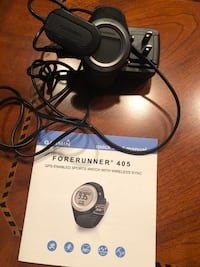 Garmin Forerunner 405 with heart rate monitor Frederick