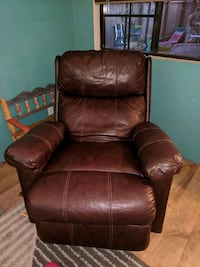 Brown Leather Recliner Escondido, 92029